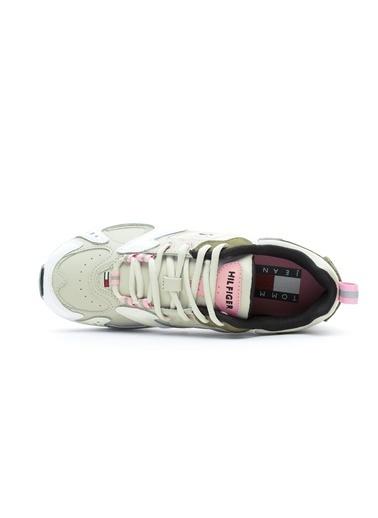 Tommy Hilfiger Spor Ayakkabı Bej